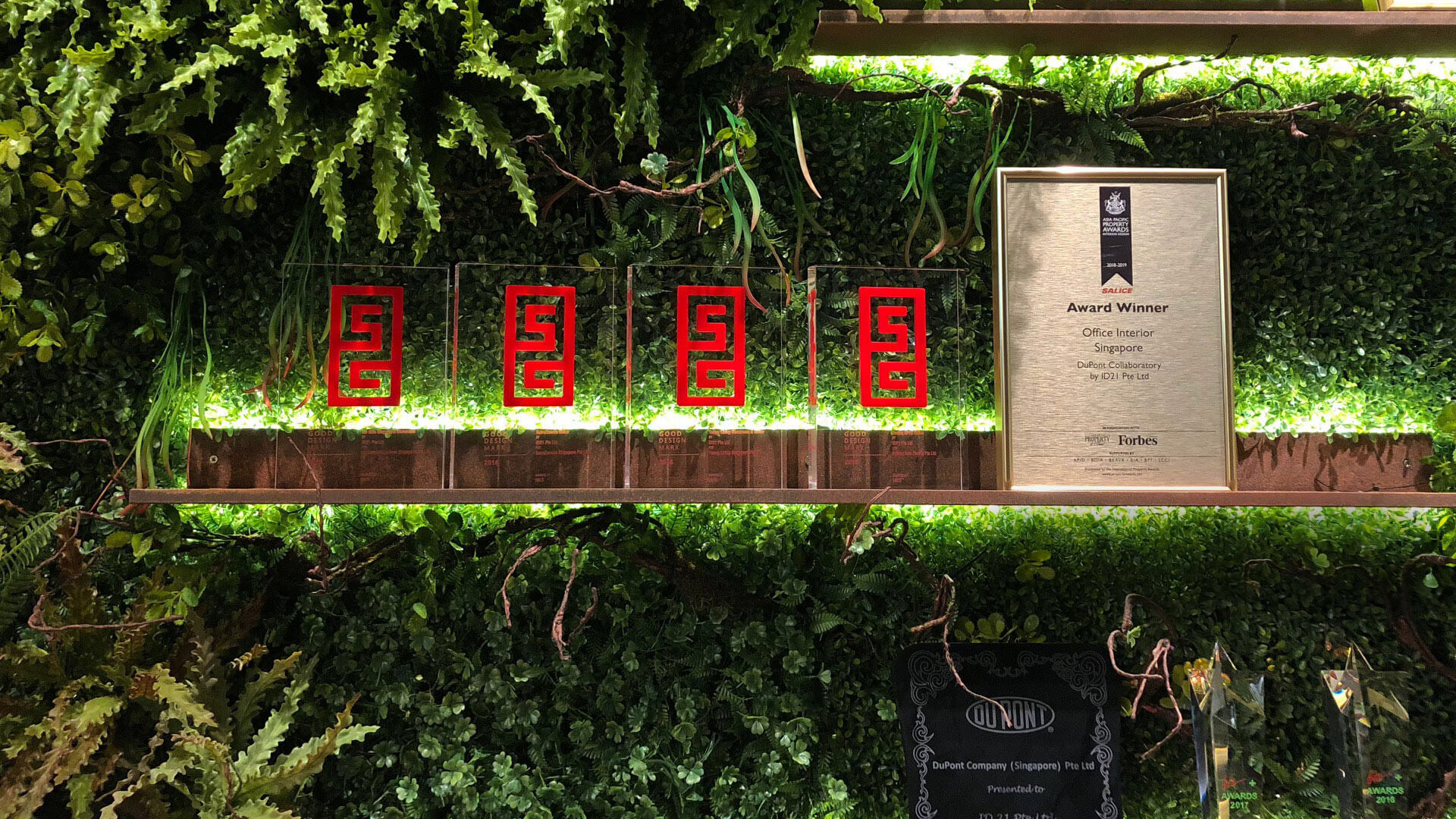 Marks of Distinction: Top Honours in Two Design Awards