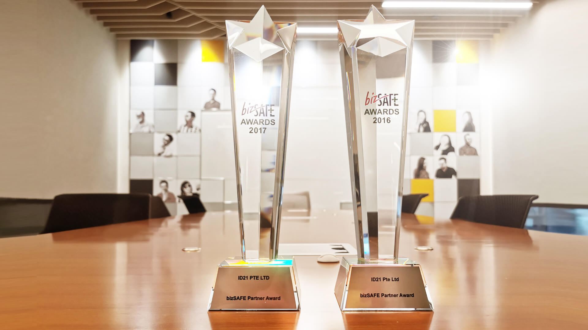 A New Record for ID21: bizSAFE Partner Awards