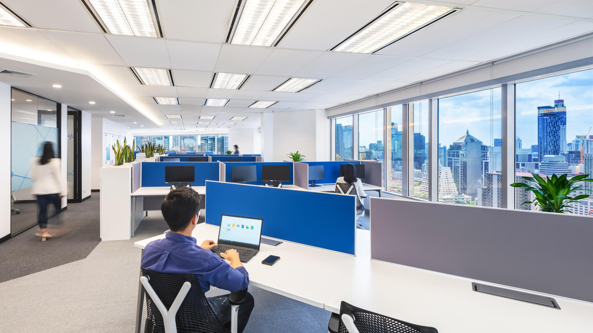 Transformation at Work: The Workplace In The New Normal