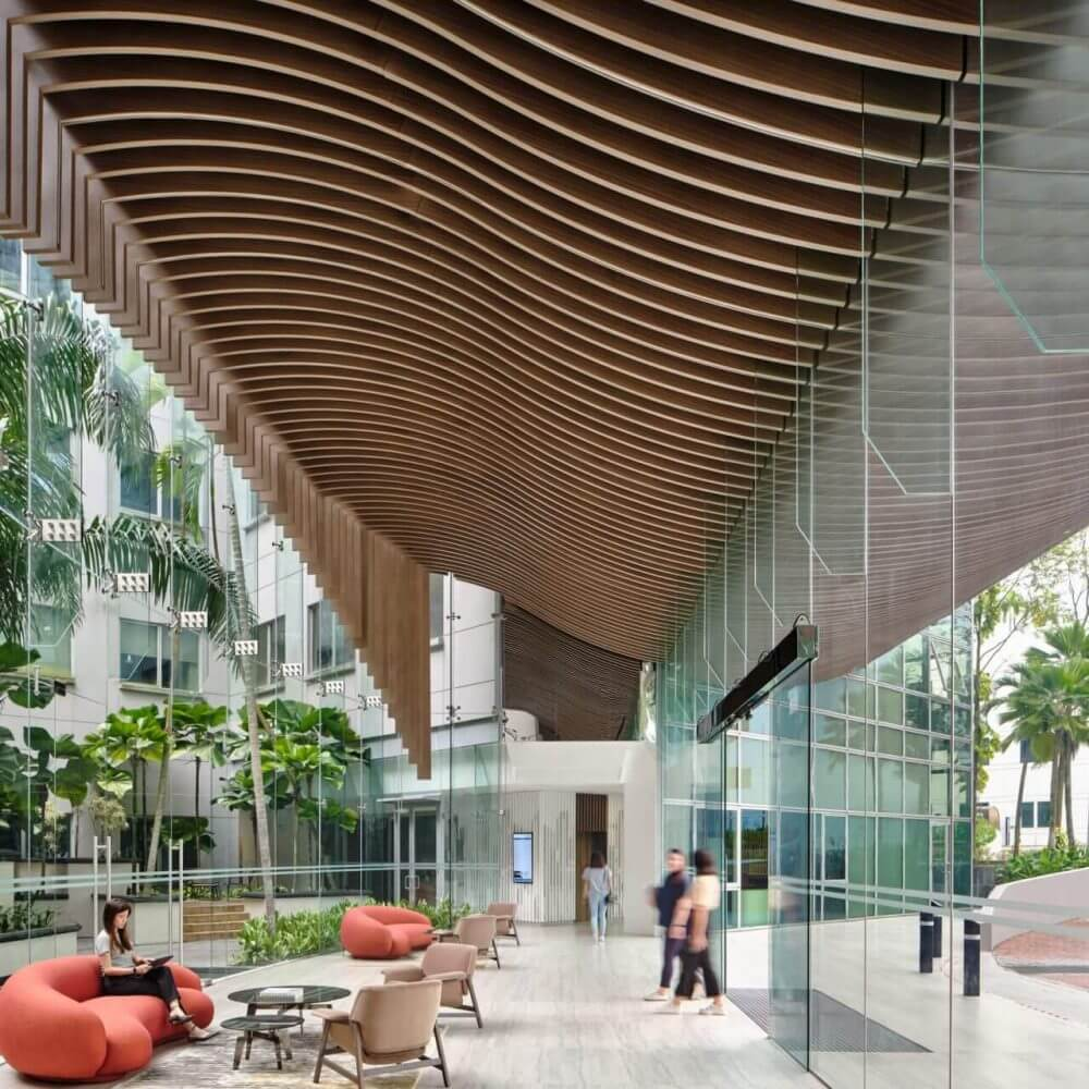 The Capricorn by Capitaland, designed by ID21