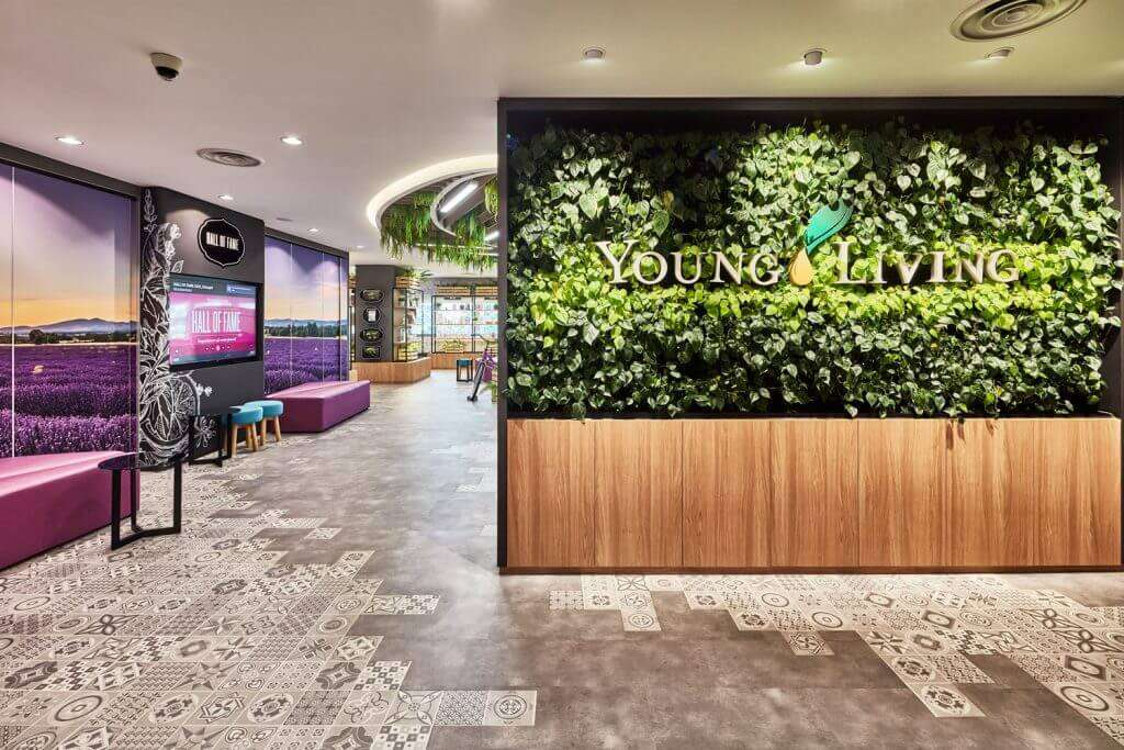 How To Incorporate Your Companys Branding Into Your Office Space Singapore