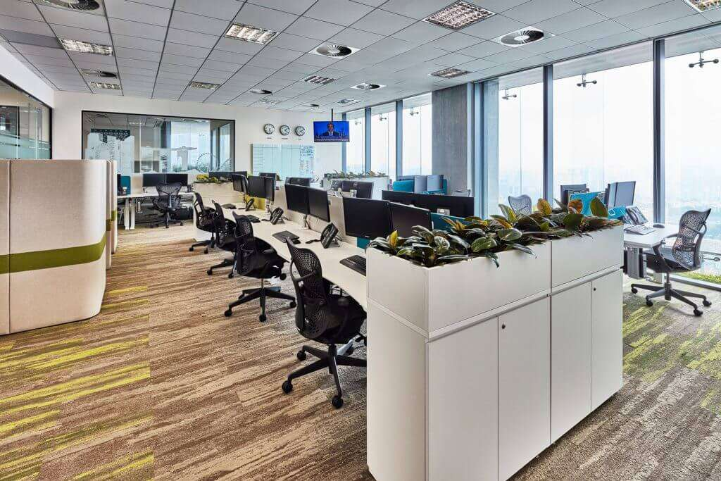 ID21 Workplace Design