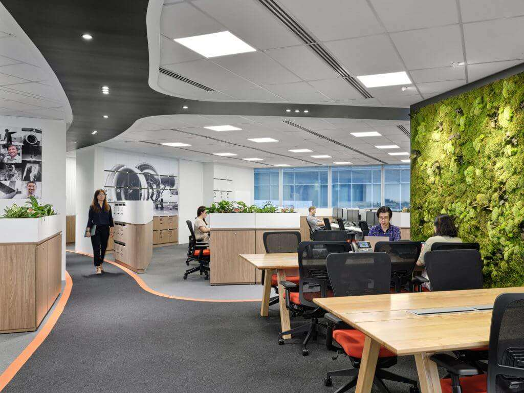 Going Green How Sustainable Office Design Can Lead to Healthier Workplaces Singapore