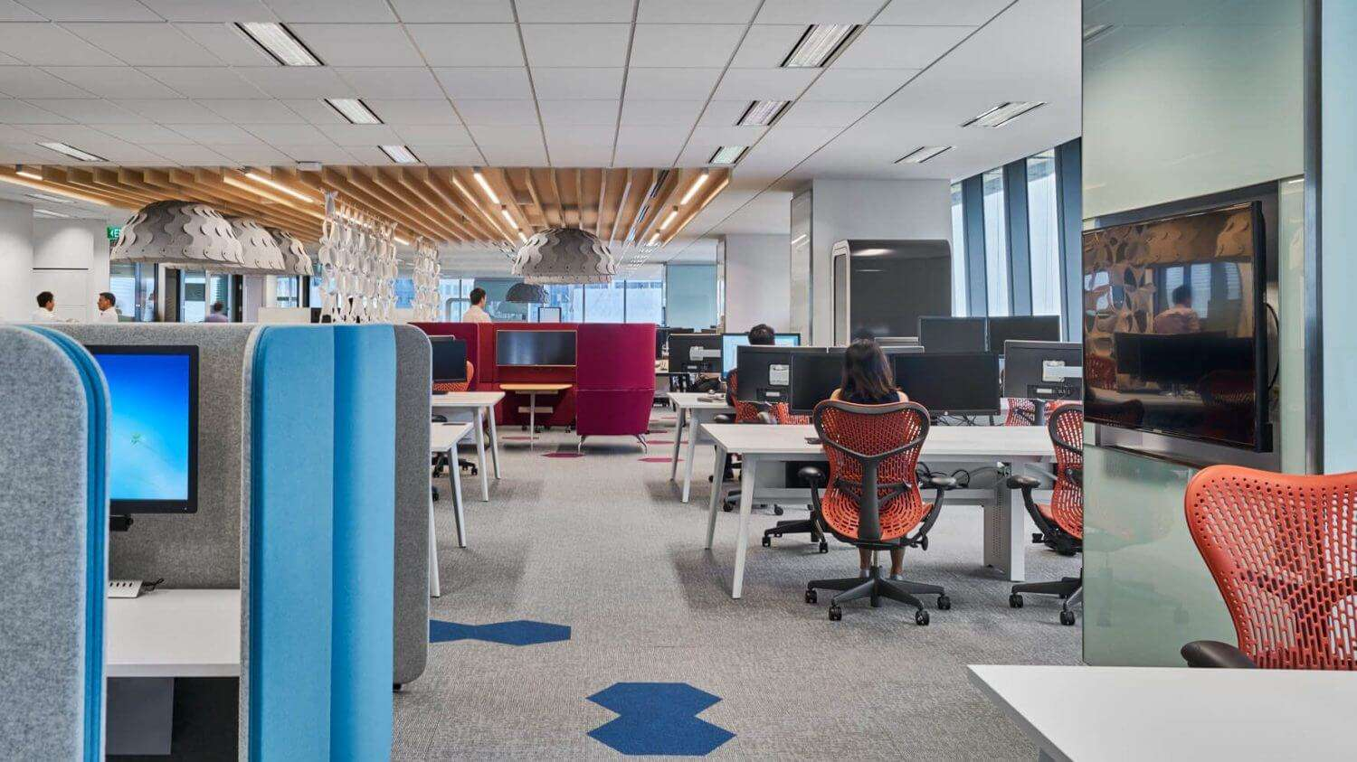 The Importance of Wellness Design in the Workplace