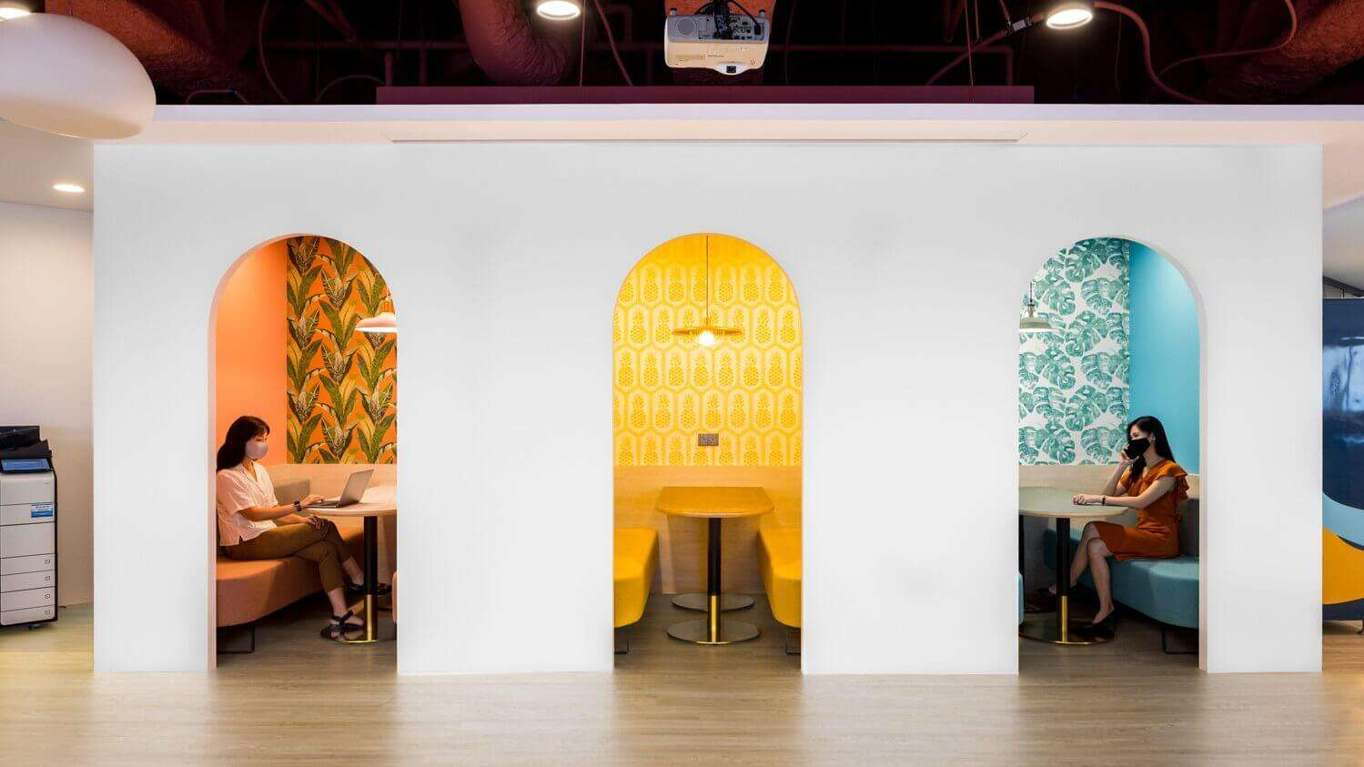 Different Approaches to Commercial Interior Design