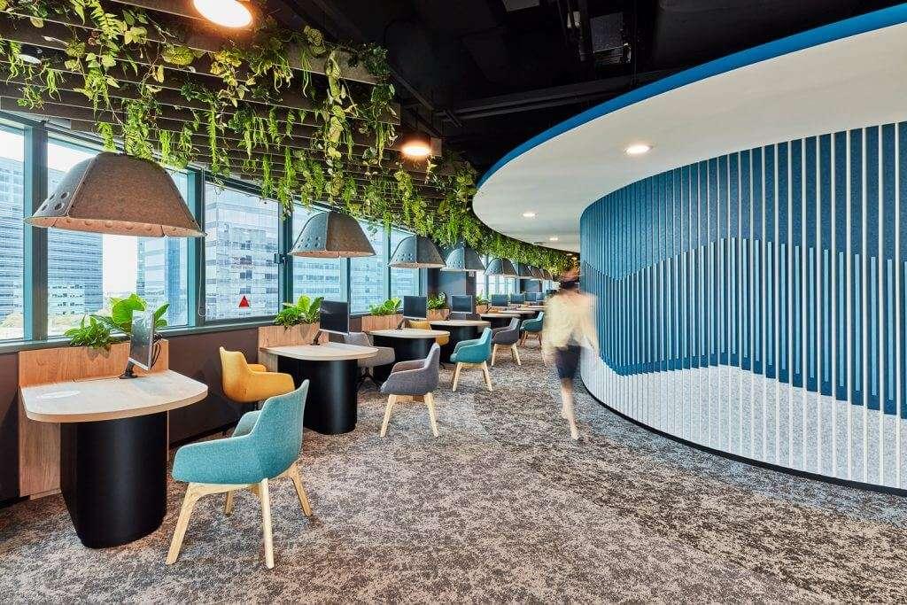 Prudential Corporate Office Interior Design